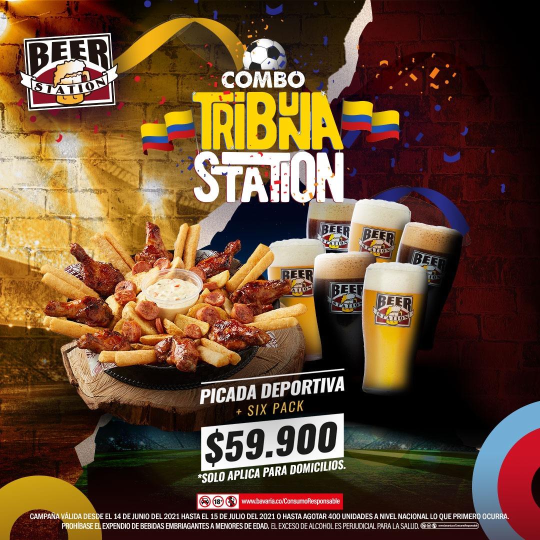 Combo Tribuna Station